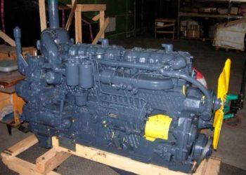 Ремонт дизельного двигателяА-01