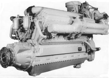 Ремонт дизельного двигателя М-400